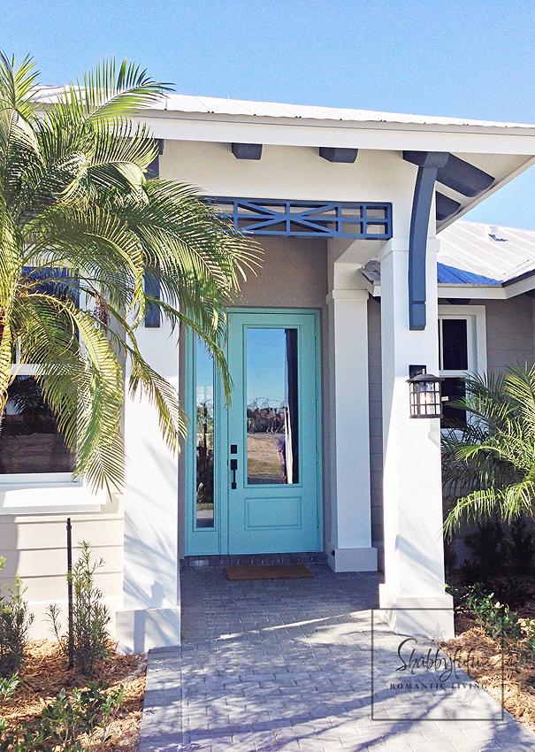 Beach House Colors beach house front door ideas