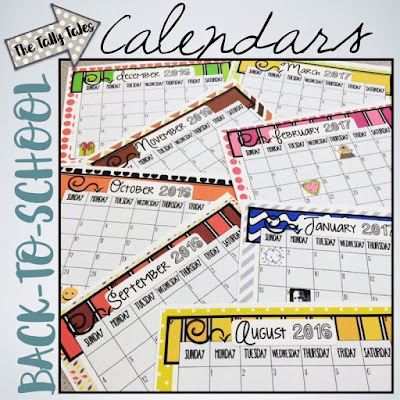 Back-to-School: Calendars for Parent Communication