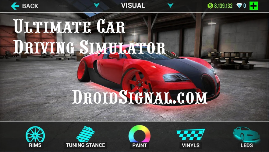 Free Download Ultimate Car Driving Simulator Mod Apk With Unlimited