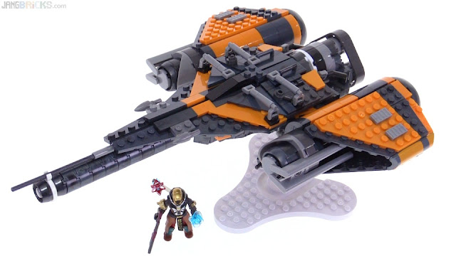 How To Build Lego Halo  Guardian