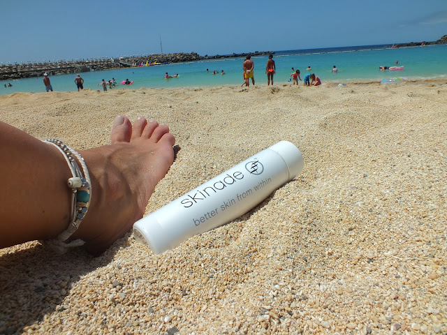 skinade review beauty drink