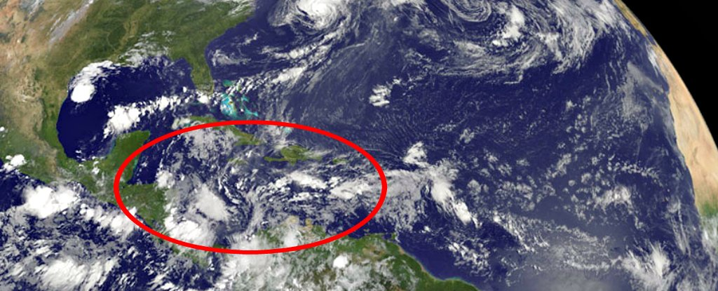 A strange, low-pitched sound is coming from the Caribbean Sea