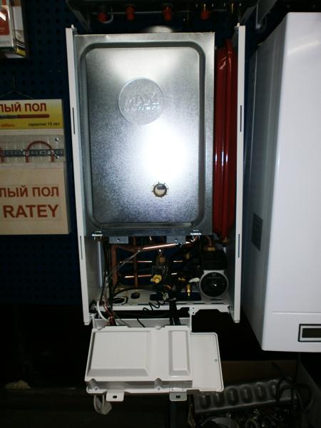 котел Maxi изнутри - фото 1