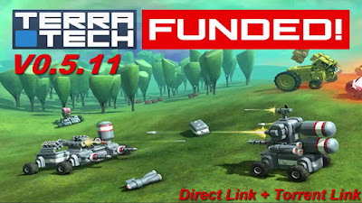 Free Download Game TerraTech Pc Full Version – Early Access v0.5.11 – Last Update 2015 – Multi Links – Direct Link – Torrent Link – 200 MB – Working 100% .