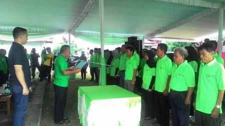 Bupati OKI Lantik Pengurus FKH Kota Kayuagung