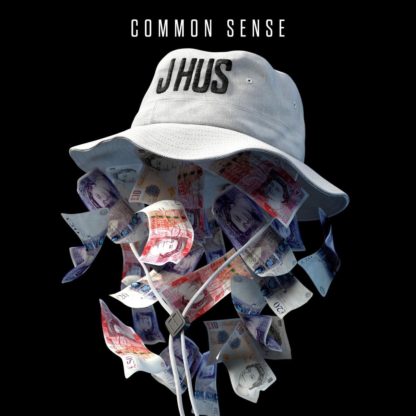 J Hus - Common Sense Cover