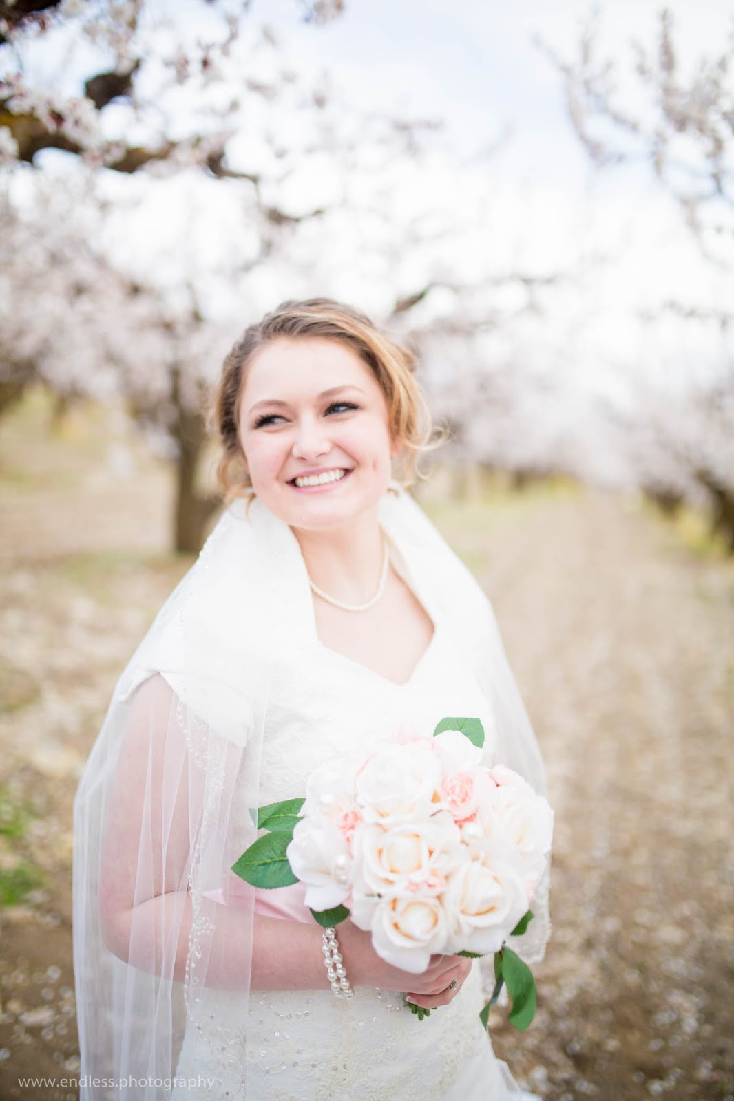 Logan, Utah, Cache Valley, Ogden, Brigham City, Salt Lake City, Wedding, Photographer, Photography, Bridals, Formals, Wedding, LDS, Orchard, Spring, Blossoms, Summer, Sun, Smiles, Bride, Groom