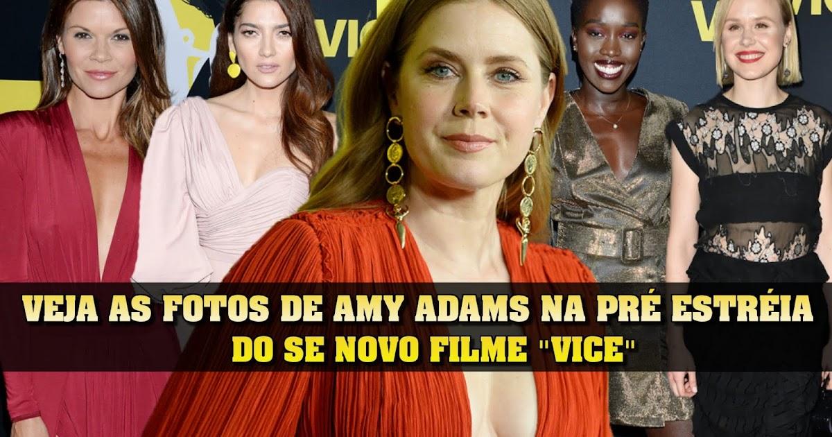 Tem Na Web - VEJA AS FOTOS DE AMY ADAMS NA PRÉ ESTRÉIA DO SE NOVO FILME
