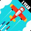 """Man Vs. Missiles Mod Apk – Game máy bay """"né"""" đạn"""