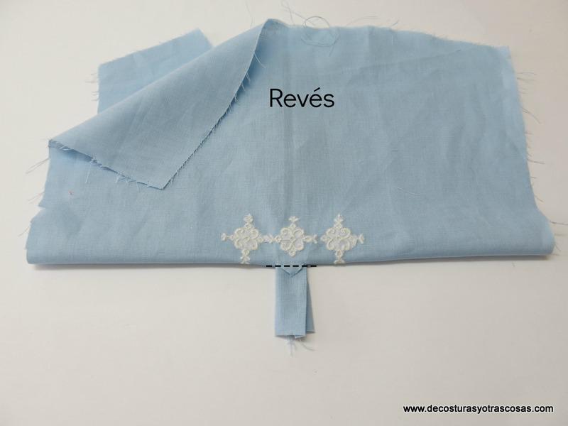 camisa para niños con tapetas en la abertura delantera