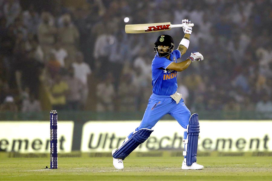 India defeated New Zealand by Seven Wickets on 23rd October