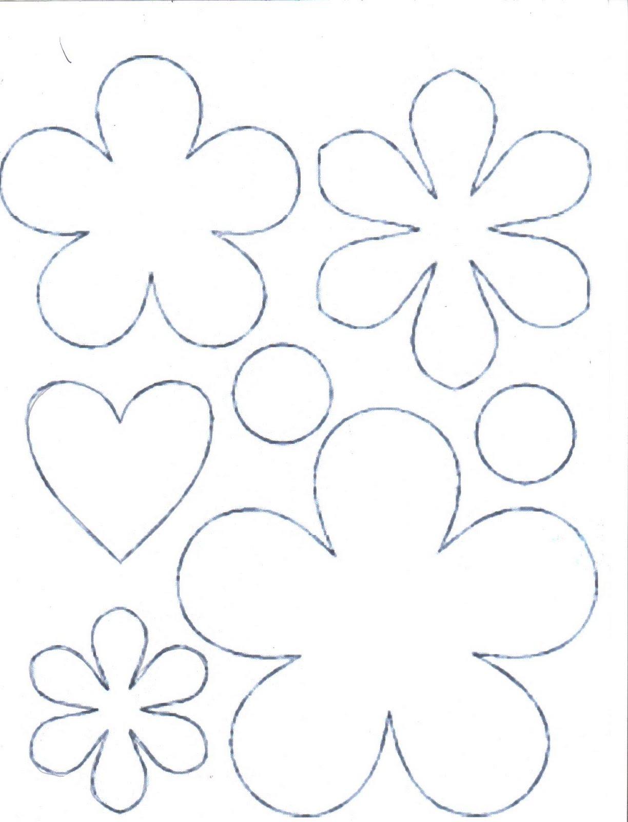 Moldes De Flores De Navidad En Foami Para Imprimir The Emoji
