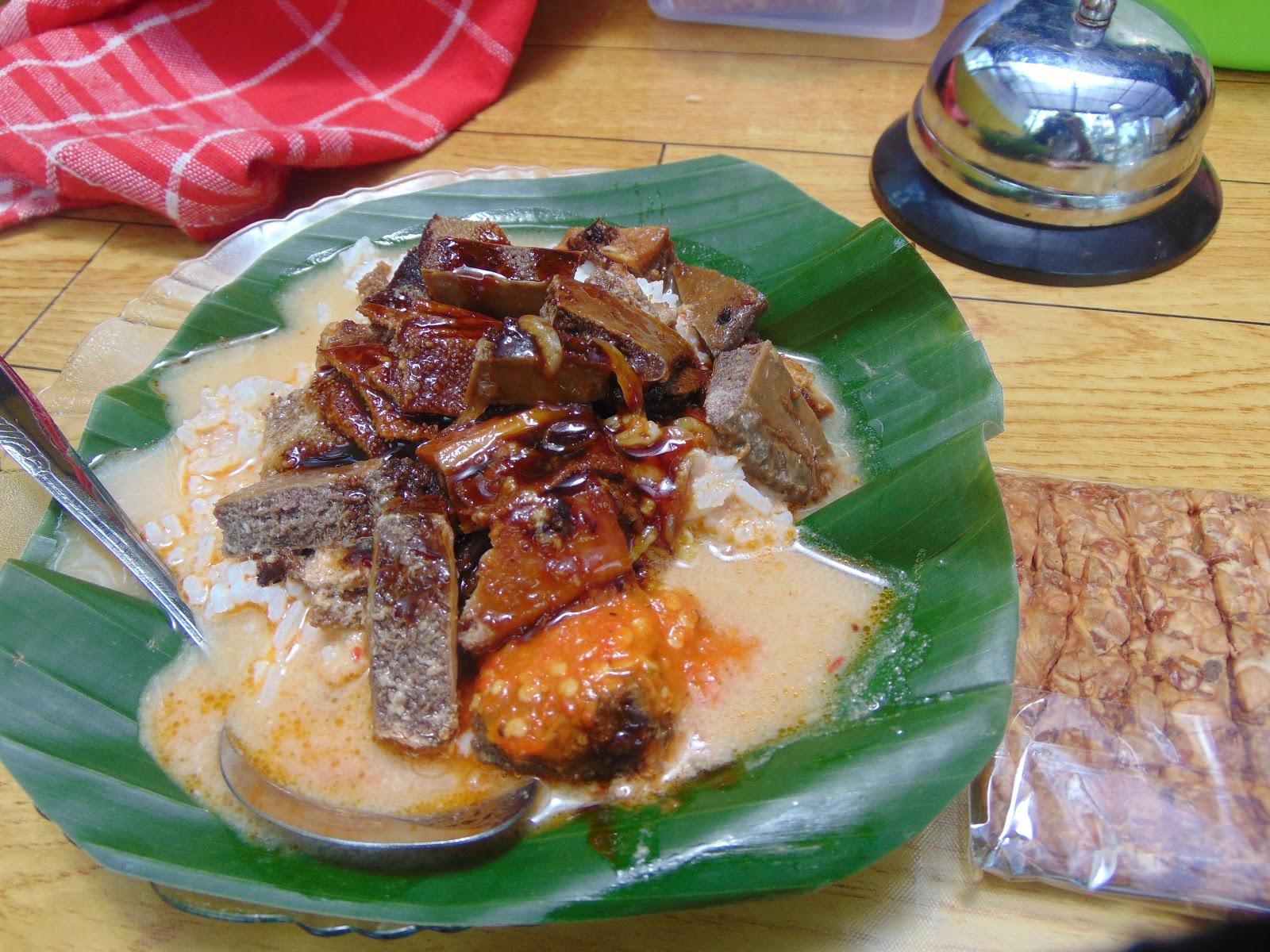 Nasi Gandul Enak Ada Di Malang Sabtu Minggu Senang