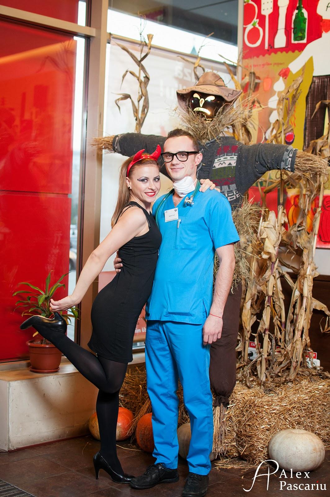 Halloween Party la Pizza Hut Iasi 8