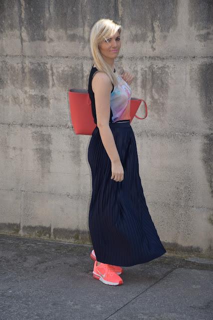 outfit nero come abbinare il nero abbinamenti nero mariafelicia magno fashion blogger colorblock by felym fashion blog italiani fashion blogger italiane blogger italiane di moda outfit estivi outfit giugno 2017