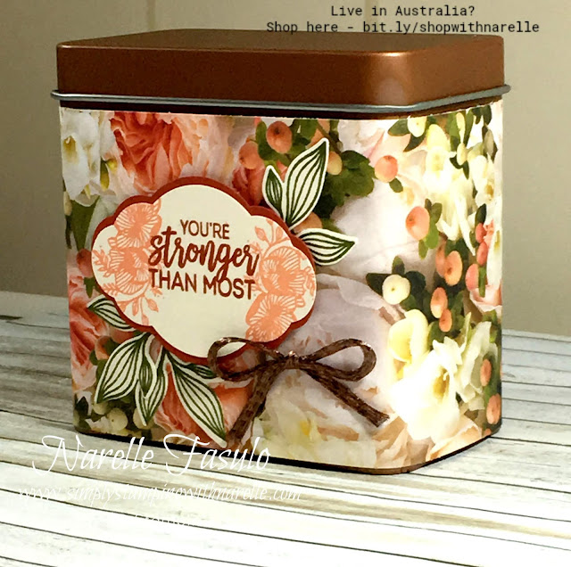 Gift giving is made easy with these adorable little copper tins. Decorate  them in an endless array of possibilities. See them here - http://bit.ly/2NpnSdC