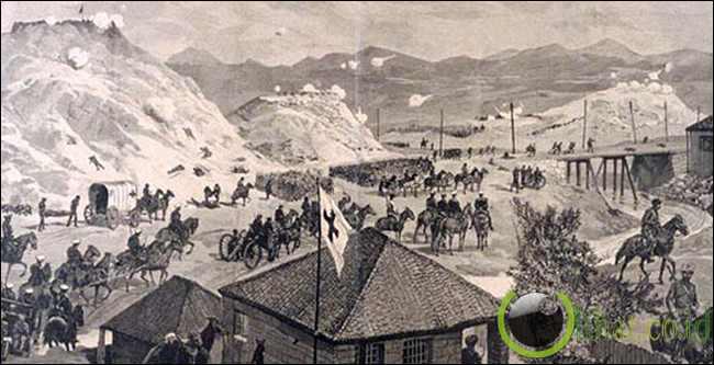 Serbo-Bulgarian War - 14 Hari