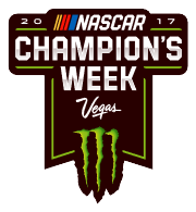 #NASCAR Champion's Week™ Las Vegas