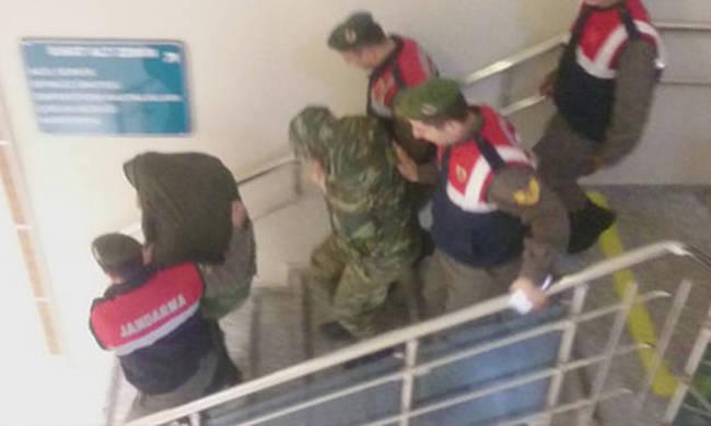 Ραγδαίες εξελίξεις: Στον «αέρα» η δίκη των δύο Ελλήνων στρατιωτικών