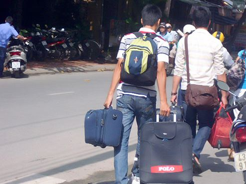 Tự vận chuyển nhà không cần đến sự giúp đỡ của mọi người