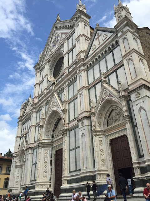 Things To Do And See In Florence, Italy, Florence, Travel, Tips, Sightseeing, Santa Croce, Church, Churches in Florence