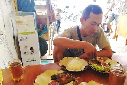 Sambal Petir Mpok N'cun Pedasnya Bikin Nagih di Susukan Bojong Gede