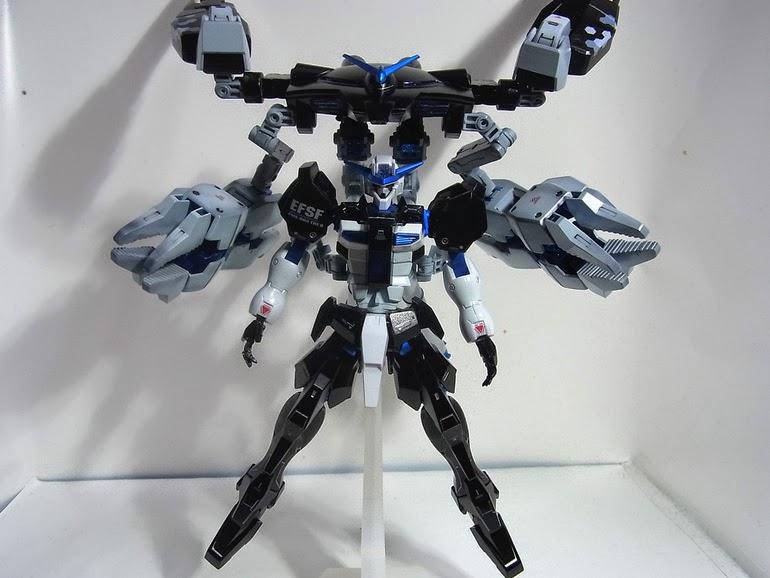 >CB-002/GD Raphael Gundam Dominions BIG Size Scans | guNjap |Raphael Gundam Sdgo
