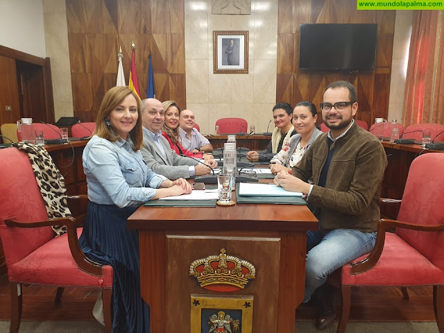 """CC """"Mariano Hernández Zapata se niega a eliminar el impuesto de la gasolina del Cabildo"""""""