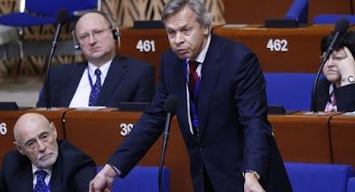 Россия грозит выходом из Совета Европы