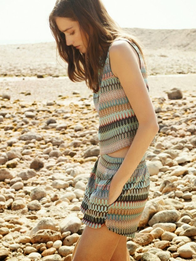 Mango May 2015 Lookbook