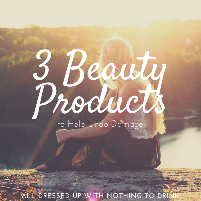 3 Beauty Products to Help Undo Damage