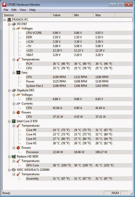 HWMonitor Cracked Keygen key Windows / Mac PC Français