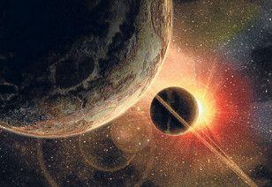 Tránsito de Mercurio por el Sol