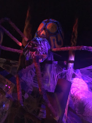 2017 Children's Museum of Indianapolis Haunted House Preview: Wicked Woods