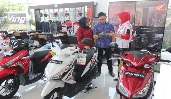 Lowongan Kerja Padang CV Mandiri Motor Juli 2018