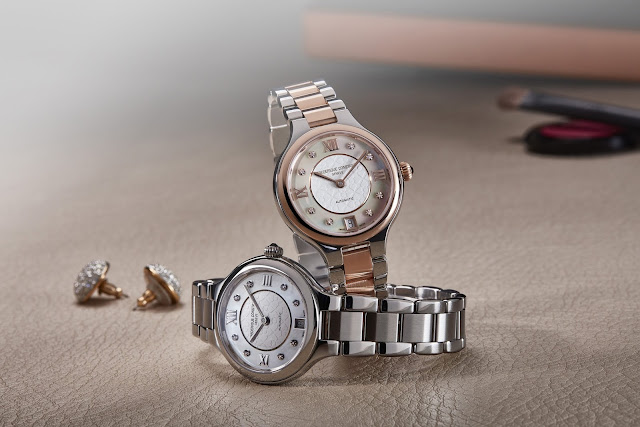 The New Classics Delight Automatic Collection By Frederique Constant