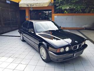 BMW E34 520i M/T 1995  Low Km 14rb Still Goin