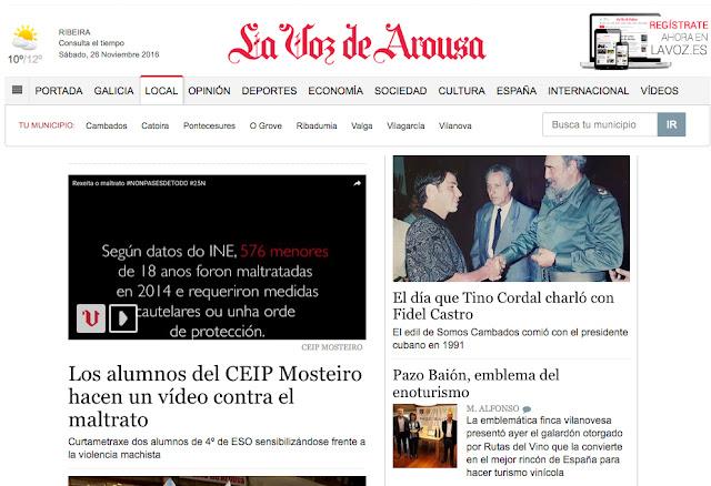 http://www.lavozdegalicia.es/video/arousa/2016/11/25/alumnos-ceip-mosteiro-video-contra-maltrato/00311480093243180834140.htm