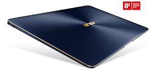 Wow, ASUS ZenBook 3 Deluxe UX490UA Laptop Seharga Yamaha Vixion