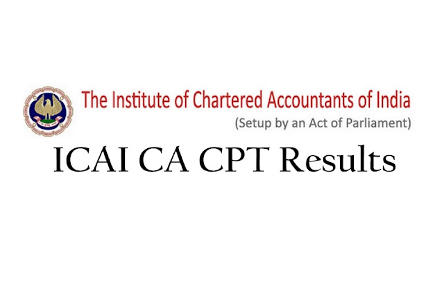 CA CPT Result