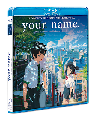 YOUR NAME. EDICIÓN BLURAY
