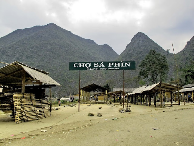 Unfamiliar Markets of Highland in Ha Giang 3