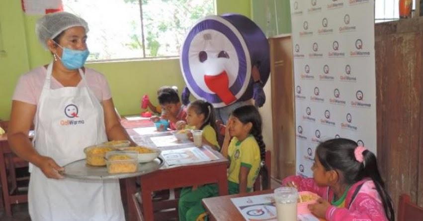 QALI WARMA: Más de 117 toneladas de productos entregó el programa social en Tumbes - www.qaliwarma.gob.pe