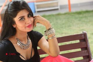 Telugu Actress Harini Stills at Dhyavudaa Movie Teaser Launch  0429.JPG