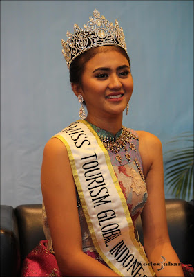 Karina Nandia Saputri, Miss Tourism Global 2018