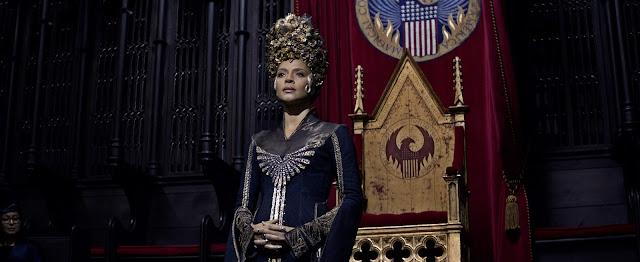 Carmen Ejogo comenta sobre seu papel em 'Os Crimes de Grindelwald' | Ordem da Fênix Brasileira