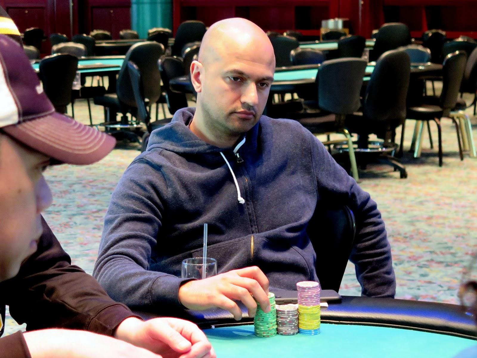 World series of poker omar saeed geant casino cachan