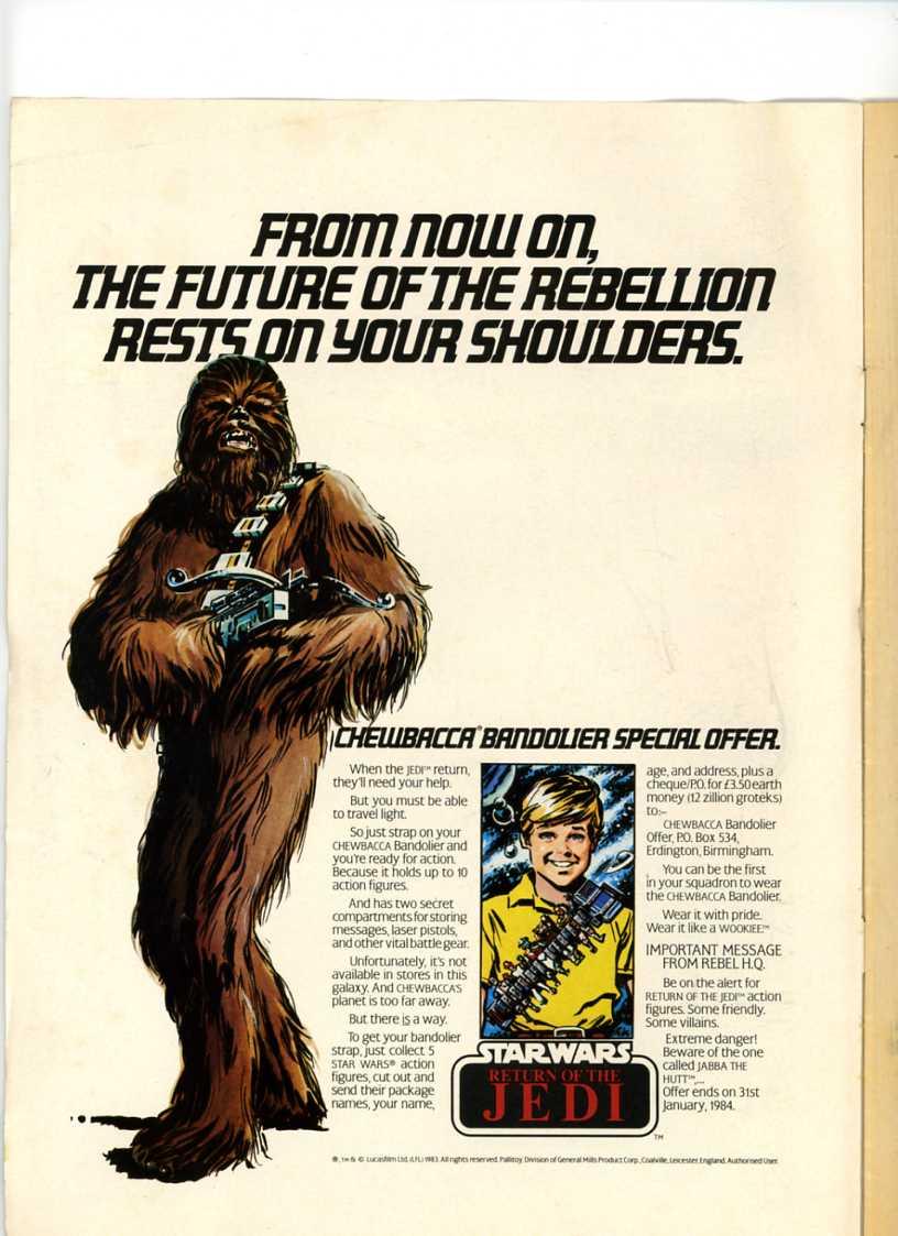 Chewbacca's Bandolier