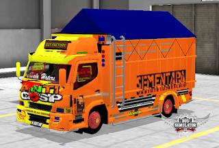 Download Livery Idbs Truck Simulator Wahyu Abadi Beruhrende Worte Liebe