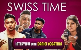 Interview with Daniel Yogathas | Swiss Time